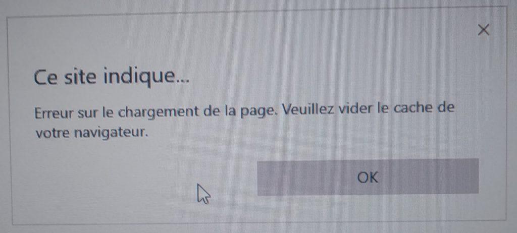 Des problèmes de «cache» avec «Firefox» ?